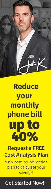 Reduce Phone Bill by 40%